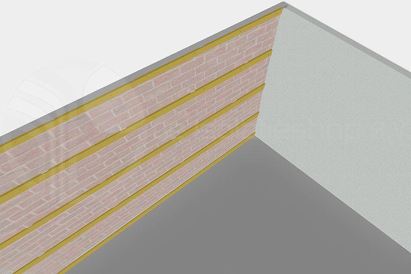Zeer Voorzetwand met PIR-platen - De Isolatieshop OY05