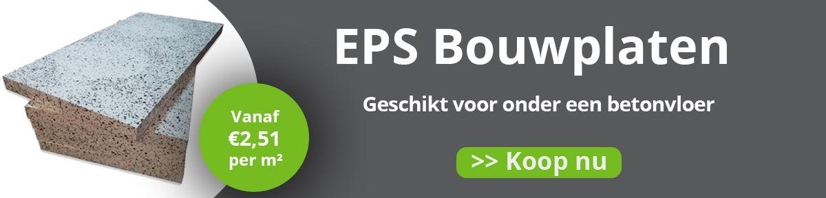 EPS bouwplaten