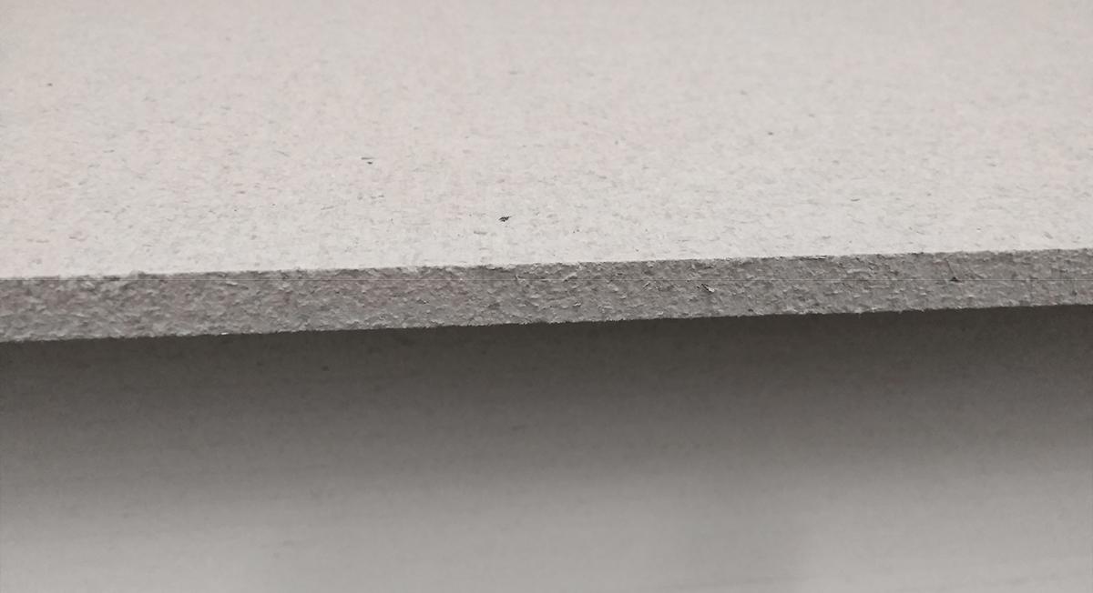 Gipsvezelplaat - materiaal