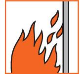 gipsvezelplaat brandwerend