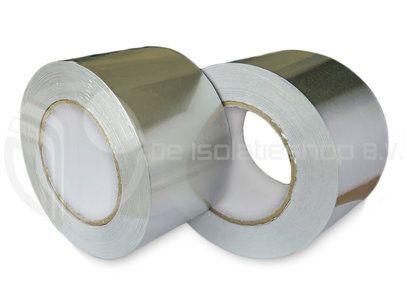 Aluminium tape voor het dichten van naden